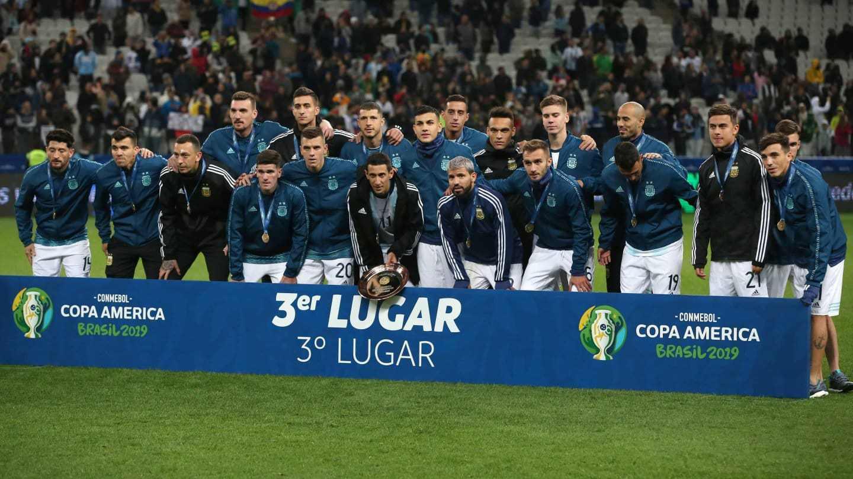 欧足联:未邀请阿根廷踢欧国联!他们可以当观众