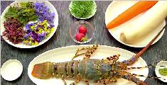 冰与龙虾的完美结合,给你Q弹脆爽的极致口感