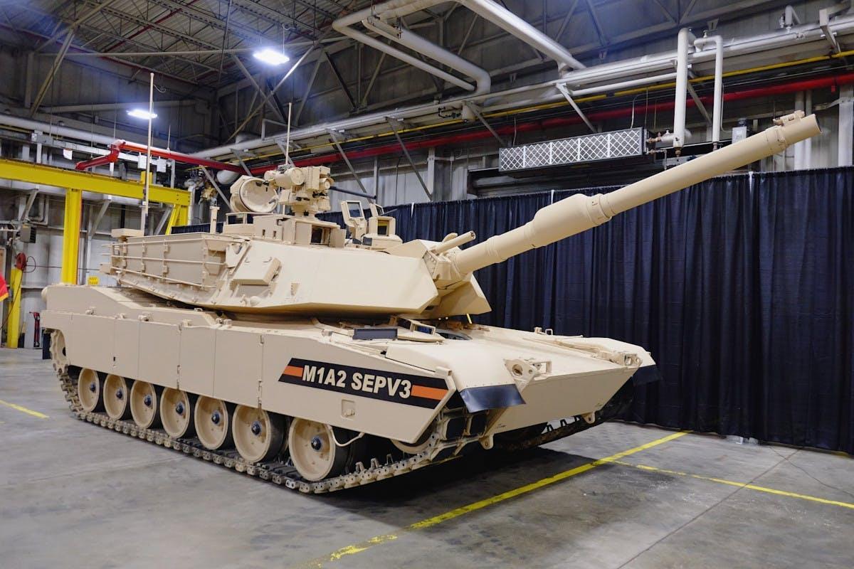 """臺媒鼓吹無敵的M1坦克 戰時很快會變成""""火炬"""""""