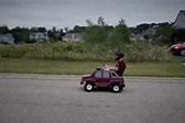 难得一见的玩具改装车