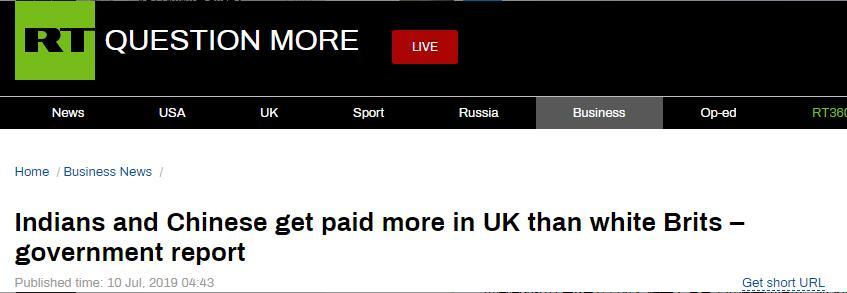 王爷采花我采草(林俊杰世界歌友会)英国国家统计局最新数据:在英中国人收入水平高于英国白人!