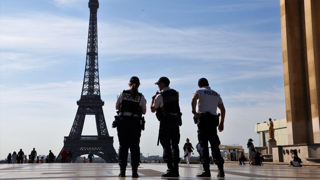 """巴黎滑向""""犯罪之都""""?各种犯罪率持续飙升"""
