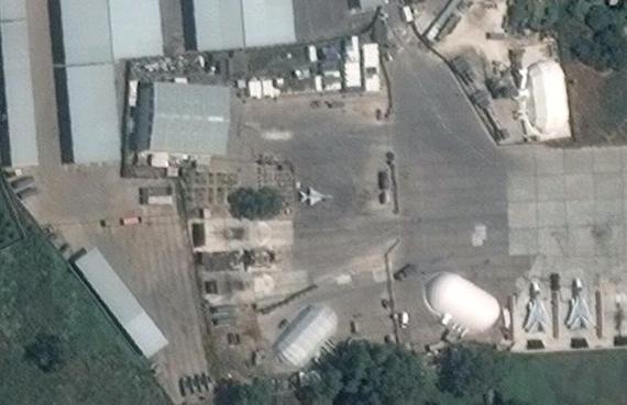 21现身俄驻叙空军酒店开房基地 来历众说纷纭