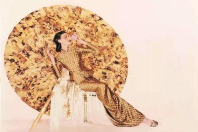 """""""中国风""""怎样影响了西方服饰文化"""