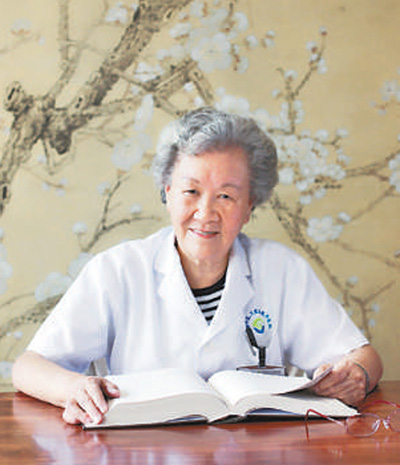 长沙二手冰箱(余超颖)走近国医大师廖品正:她让更多人看到期望
