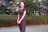 36岁逆龄家庭主妇跑步8年 迅速走红
