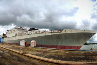 印海军再添新战力 两艘俄制护卫舰将于三年后交付