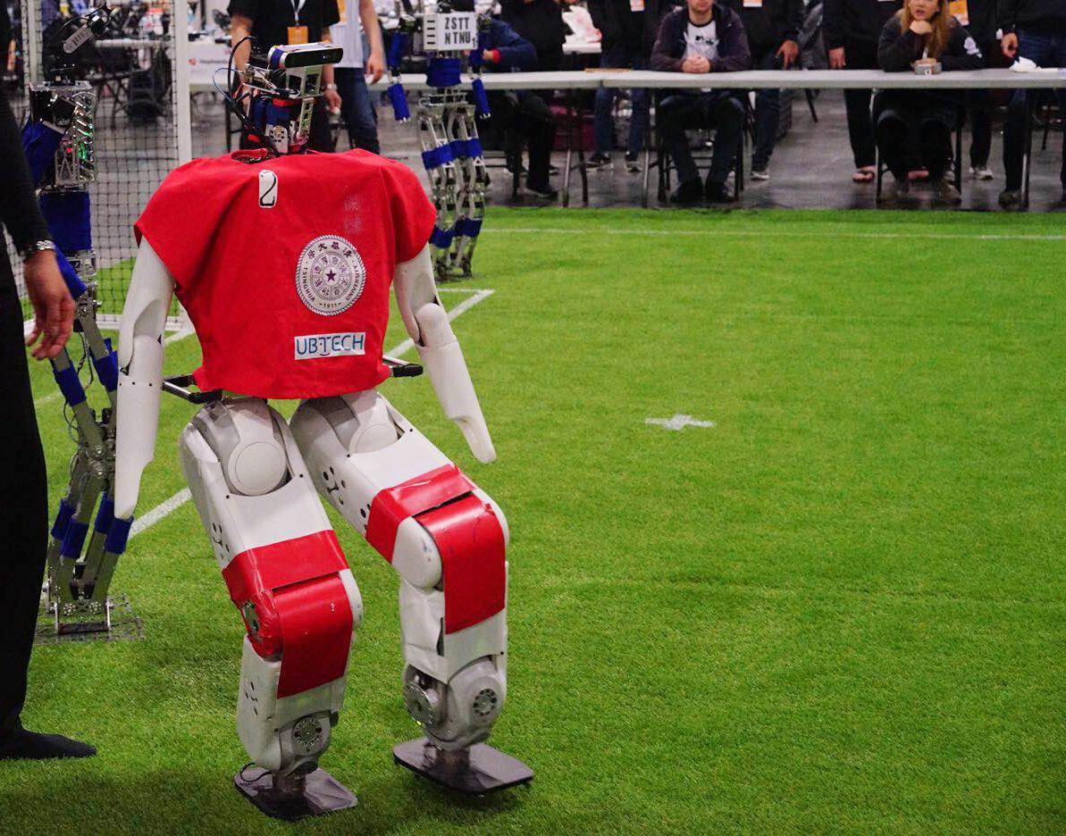 中国战队拿下2019RoboCup国际机器人大赛三个奖项