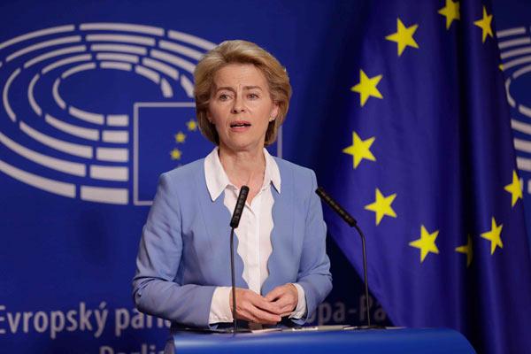馮德萊恩被提名歐盟首位女領袖 或沖擊德國聯合政府