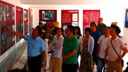 文化旅游扶贫宣传活动助力翁牛特旗文化旅游产业发展
