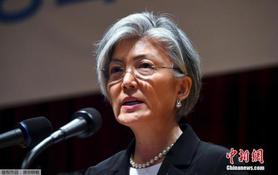 韩美外长通话讨论日对韩限贸措施 愿加强外交沟通