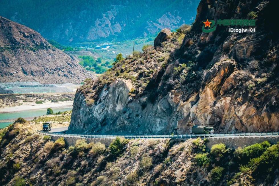 海拔3500多米的川藏线,首批女子运输分队出发!