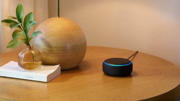 亚马逊的Alexa将在英国提供NHS医疗建议