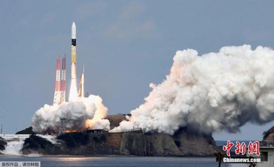 """李广弓(蚕桑的意思)日本探测器""""隼鸟2号""""着陆!将收集小行星地下物质"""