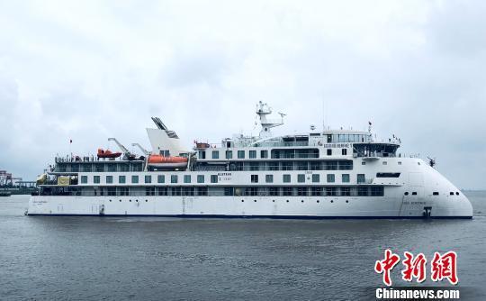 罗列四大文明古国(跑破鞋)我国国产极地探险邮轮江苏试航 长104.4米有135间房