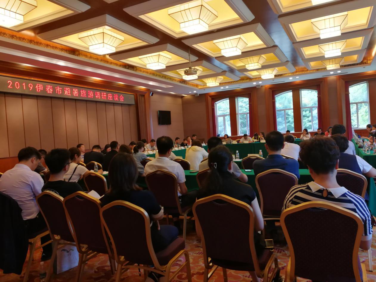 2019伊春市避暑旅游调研座谈会召开 业内大咖建言献策