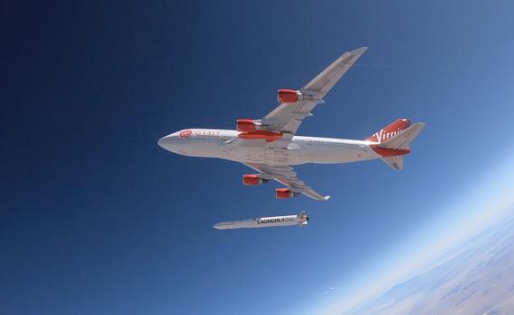 歷史首次!美用波音747發射小型火箭獲得成功