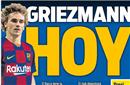 格里兹曼去哪儿大结局!巴萨今天1.2亿欧买断