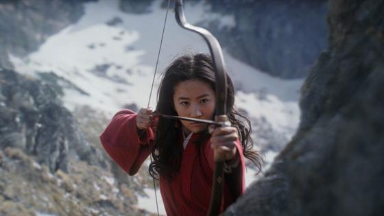 美媒:迪斯尼电影《花木兰》预告片引热议