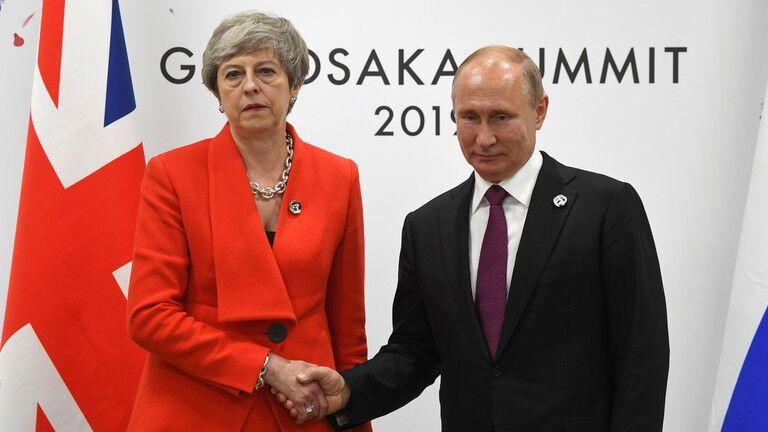 战神人世2.5(103.9交通台)乌总统提议与普京会晤要拉上特雷莎·梅,普京质疑:她什么身份?
