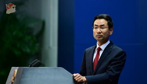 蔡英文过境纽约 外交部:坚决反对美台官方往来,已向美方提出严正交涉