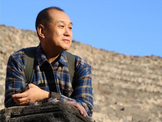环球艺术人物:聂危谷——重彩写意,重造画境