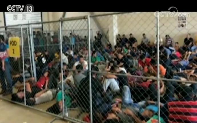 河南快三和值图片:美移民安置站条件恶劣致一对母女阴阳相隔 人权组织:移民也是人!