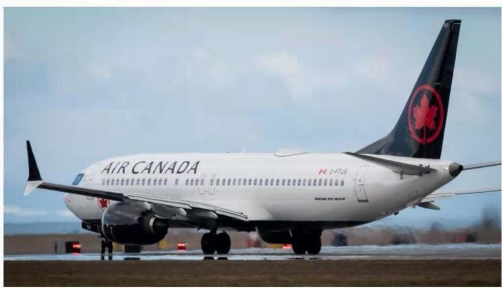 福建福彩快三交流群:加拿大航空一航班因空中颠簸临时降落 至少35人受伤