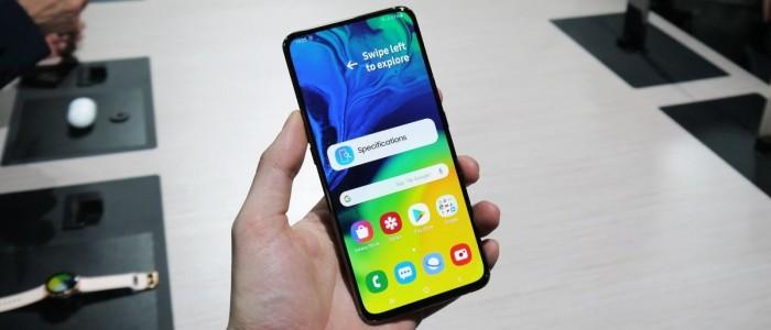 三星Galaxy A80京东开启预约:首发骁龙730G