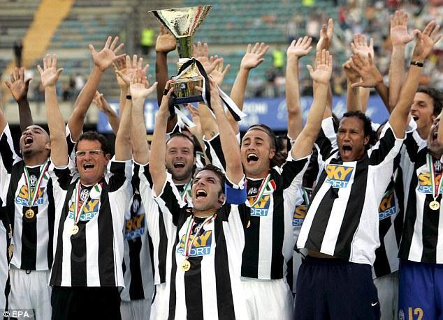 意国家法院也驳回尤文申诉!2006年意甲冠军仍是国米