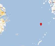 东海海域发生6.0级地震