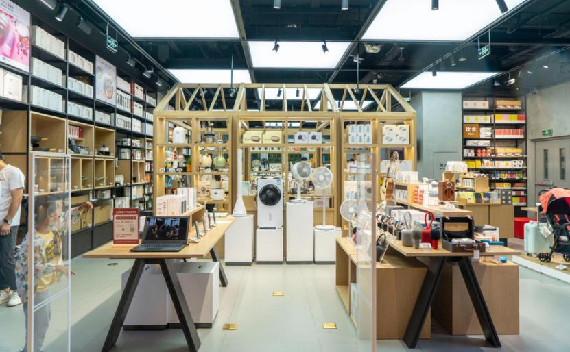 小米有品在南京开第二家线下店:人气火爆
