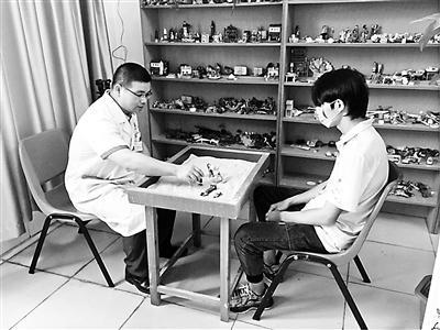 """广州一医院设科室治疗""""游戏成瘾"""""""