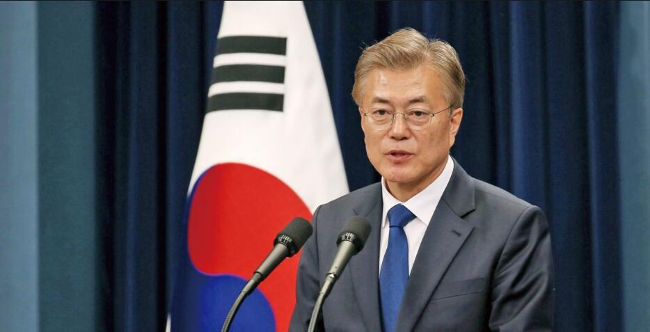 attack是什么意思(1718k文学)就任内无法实现最低时薪许诺,韩国总统文在寅向国民致歉