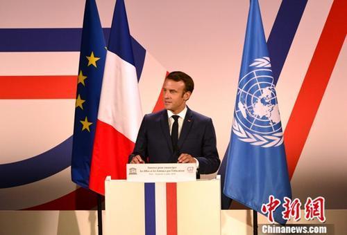 法国迎来国庆将举行阅兵 马克龙欲展示欧洲同盟