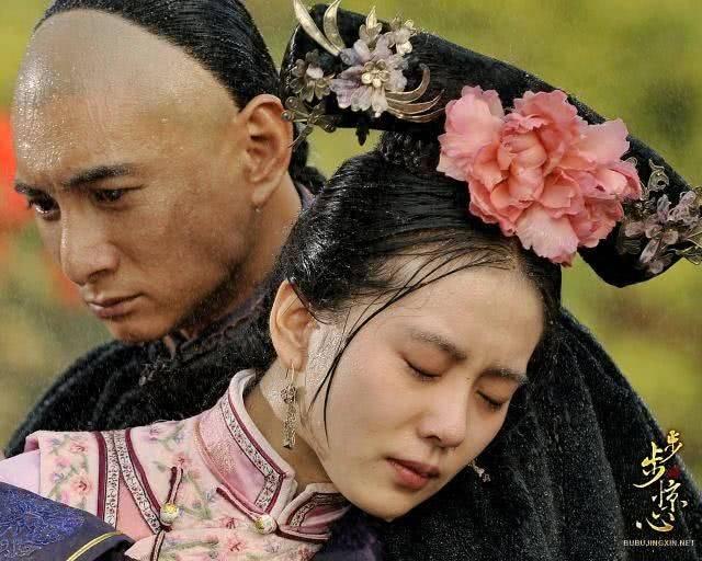 37岁的她是《步步惊心》的若兰,隆诗婚礼的伴娘,香港版的景甜