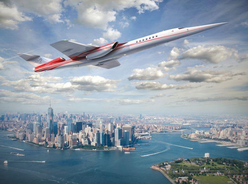 在爱的路上有你相对(www.zjks.net)要减排还要低噪声 超音速客机离咱们又远了