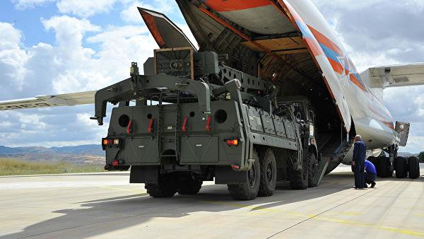 埃尔多安:俄S-400防空导弹系统的供应合同是土耳其史上最重要的协议