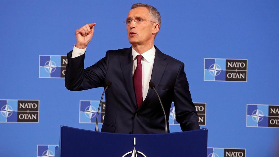 韦多利亚(泛泰a820l)北约秘书长:假如《中导公约》报废,俄罗斯有必要负全责