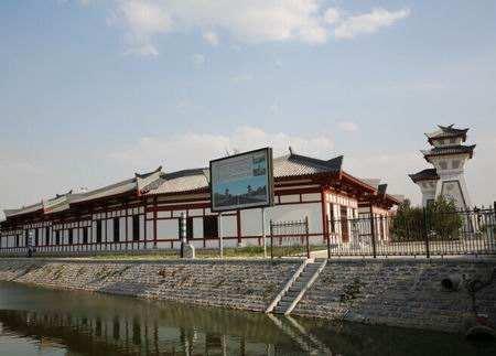 鲁国故城国家考古遗址公园模拟考古基地启用