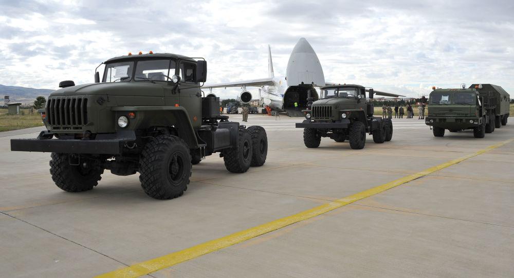 土耳其披露S400交付细节:已有7架俄货机抵达