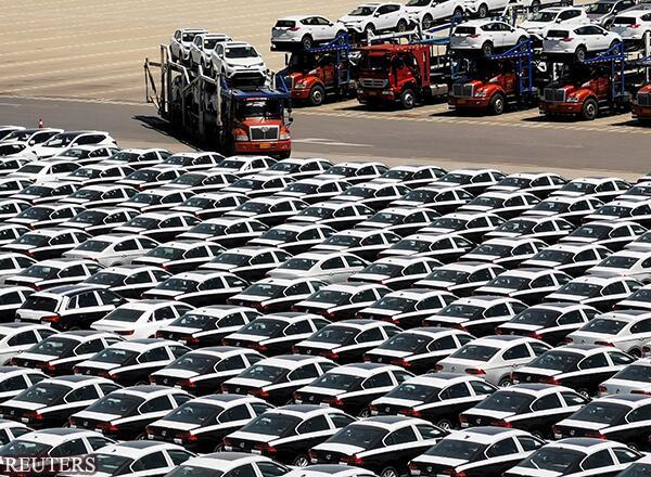 日媒:全球新车市场急减速,中印领跌