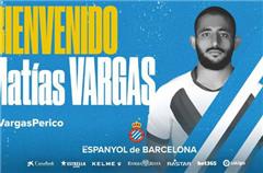 西班牙人签阿根廷国脚!转会费队史最贵