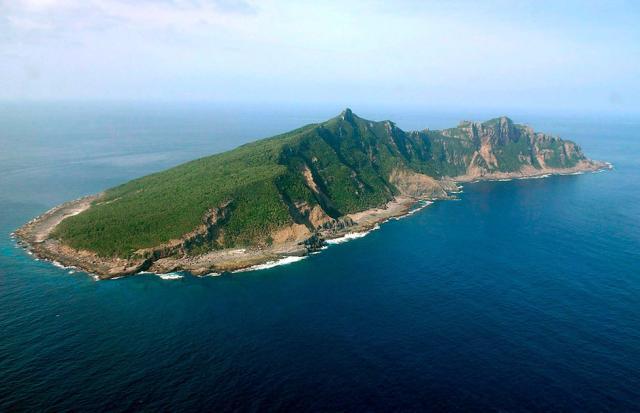 日媒:中国海警舰艇编队15日在钓鱼岛海域巡航