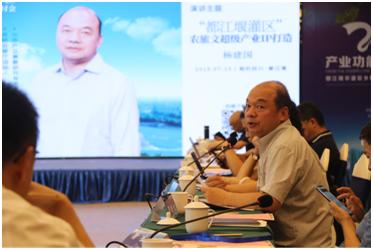 """杨建国:打造""""都江堰灌区""""农旅文超级产业IP"""