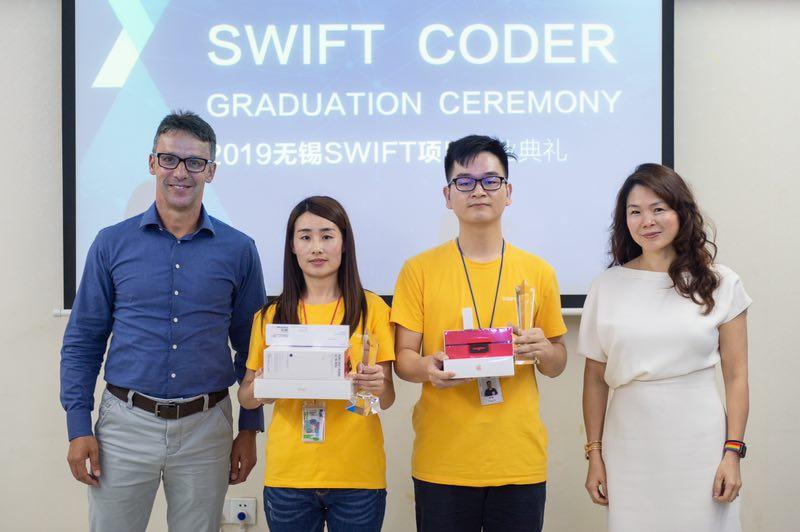 世界青年技能日 苹果用教育支持白菜彩金网址大全4001年轻人创新