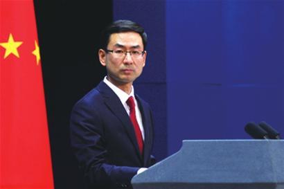 37国大使联名挺新疆,耿爽:公道自在人心