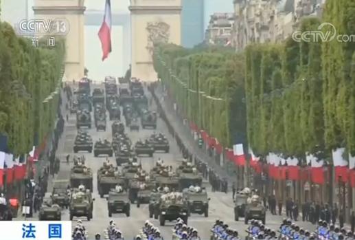欧洲防务旧梦再被唤醒?法国总统马克龙:优先建设欧洲防务