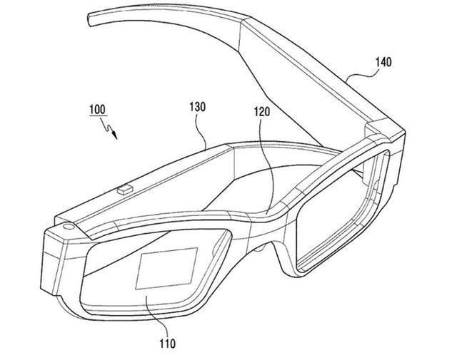 三星AR眼镜专利曝光 外形酷似太阳眼镜