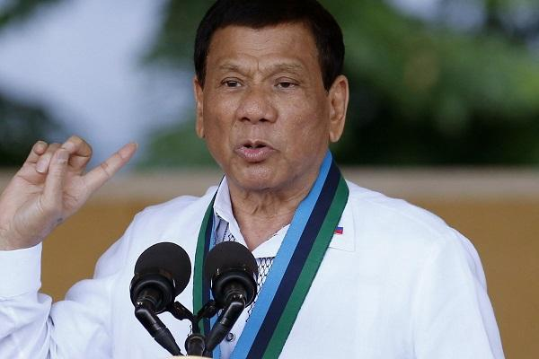 冰岛干涉菲律宾禁毒战 杜特尔特发言人:可能断交